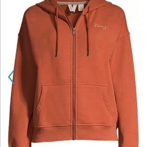 Roxy zip up sweater